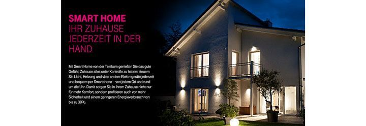 Telekom Smart Home Automation