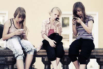 Smartphones und Kinder