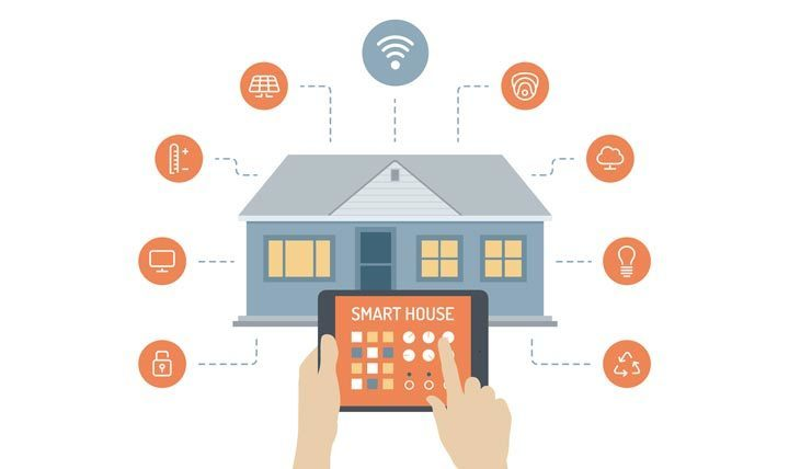 Informationen zur Home Automation